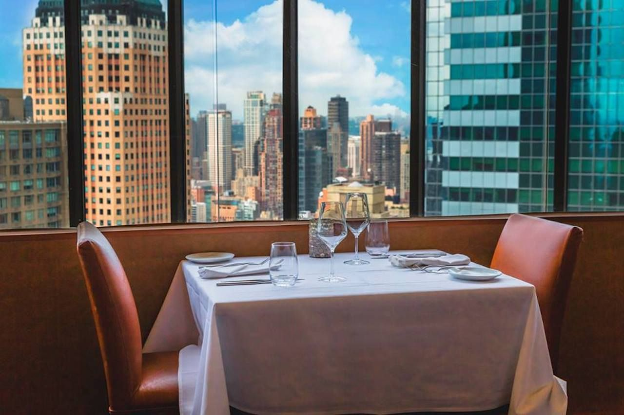 The View Restaurant and Lounge in NYC